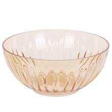 Achat en ligne Saladier acrylique ambre Flame 25cm