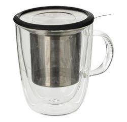 acquista online Bollitore per tè a doppia parete 30cl