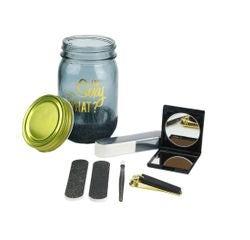 Achat en ligne Coffret jar beauté 6 pièces noir