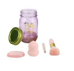 Achat en ligne Coffret jar beauté 4 pièces rose