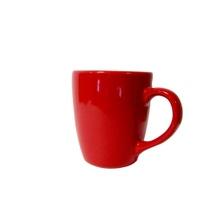 Achat en ligne Tasse faience rouge 40cl
