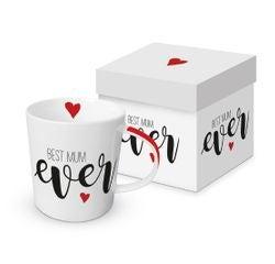 Achat en ligne Coffret mug best mum ever 35cl