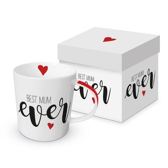 Coffret mug best mum ever 35cl