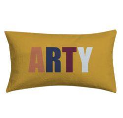 Achat en ligne Coussin Arty multico pratique artistique 30x50cm