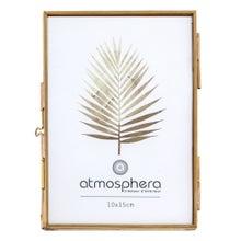 Achat en ligne Cadre photo mood métal doré 10x15cm