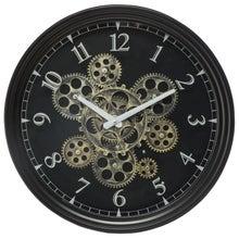Achat en ligne Horloge Luxe Métal mecanisme d37cm