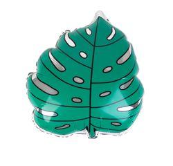 Achat en ligne Ballon hélium monstera