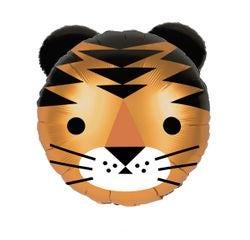 Achat en ligne Ballon hélium tigre