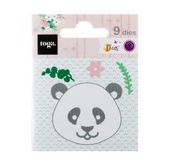 Achat en ligne Dies kyoto panda 1-4-5cm