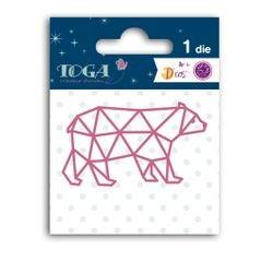Achat en ligne Dies etoiles origami 6cm