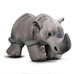 Achat en ligne Peluche Animigos rhinocéros