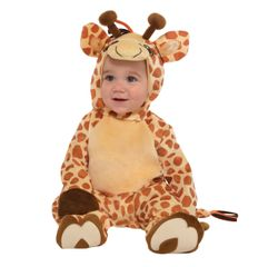 Achat en ligne Costume bébé girafon 12-24 mois
