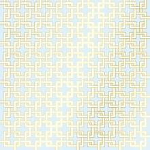Achat en ligne 20 serviettes Domino Blue 33x33 cm