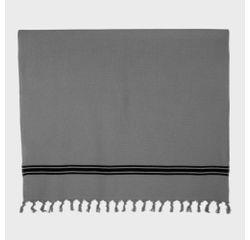 Achat en ligne Drap de plage pestamal 90X180 cm granit