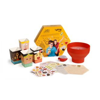 Kit pop corn enfant