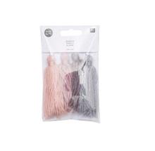 Achat en ligne Pompom gland pastel rose