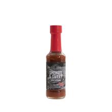 Achat en ligne Sauce piquante fumé et doux barbecue 130g