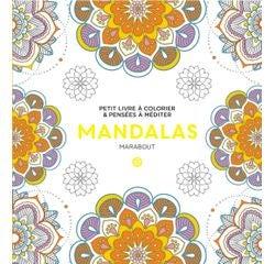 Achat en ligne Le Petit livre de coloriages Mandalas