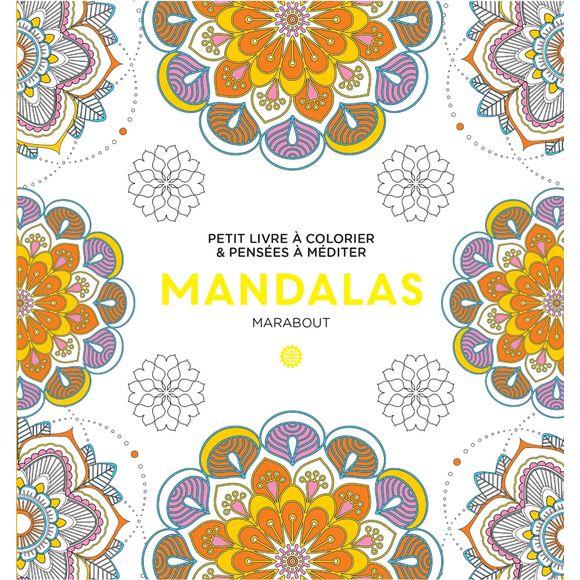 Le Petit livre de coloriages Mandalas