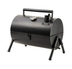 Achat en ligne Barbecue fumeur noir 37,5x25x38cm