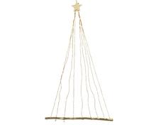 Achat en ligne Arbre lumineux en bois cordes 9 branches 90x150cm