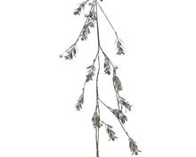 Achat en ligne Guirlande de buis artificiel avec perles 130cm