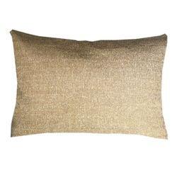 Achat en ligne Coussin en polyester doré Shine 30x50cm