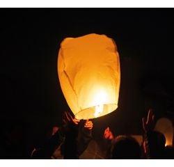 Achat en ligne Lanterne montgolfière