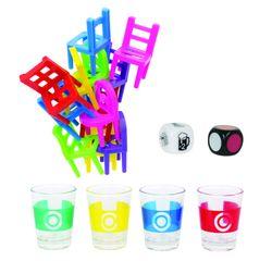 Achat en ligne Drinking game chaises