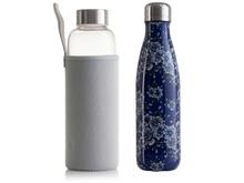 Achat en ligne Coffret Eco bouteille isotherme jungle