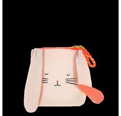 Achat en ligne Pochette tissu lapin avec oreilles