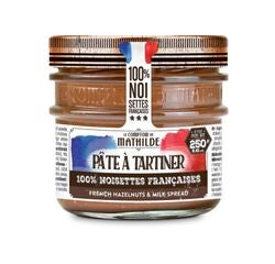 Achat en ligne  Pâte à tartiner So Frenchy 100% noisettes françaises 250G