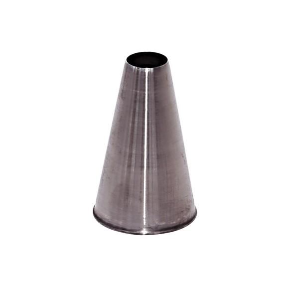 Douille unie en inox 11mm