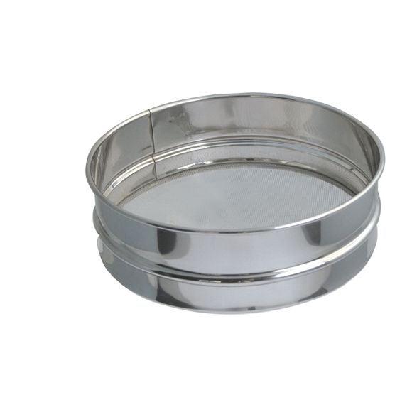 Setaccio in acciaio inox 16cm con maglie 1mm