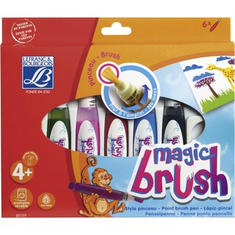Boite de 6x15 ml - magic brush