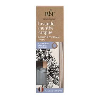 BOUGIES LA FRANCAISE  - Bouquet parfumée lavande menthe crepue 100ml