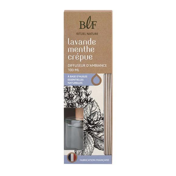 Achat en ligne  Bouquet parfumée lavande menthe crepue 100ml
