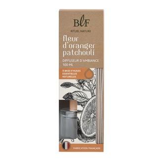 BOUGIES LA FRANCAISE  - Bouquet parfumé fleur d'oranger Patchouli 100 ml