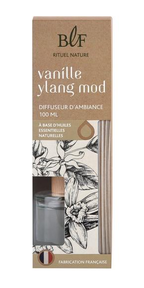 Achat en ligne Bouquet parfumé vanille yland mod 100ml