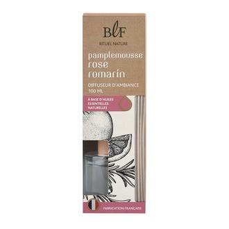 BOUGIES LA FRANCAISE  - Bouquet parfumé pamplemousse rose romarin 100ml