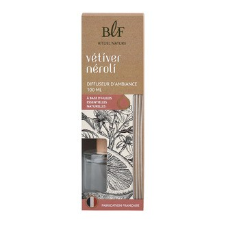 BOUGIES LA FRANCAISE - Bouquet parfumé neroli vetiver 100ml