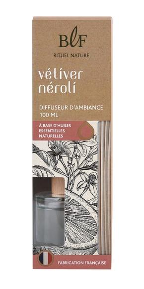 Achat en ligne Bouquet parfumé neroli vetiver 100ml