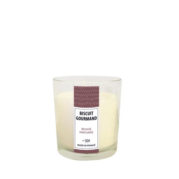 Achat en ligne Bougie parfumée biscuit gourmand 160g