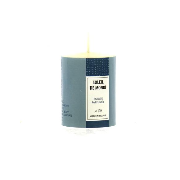 Achat en ligne Bougie parfumée soleil de monoï 51g