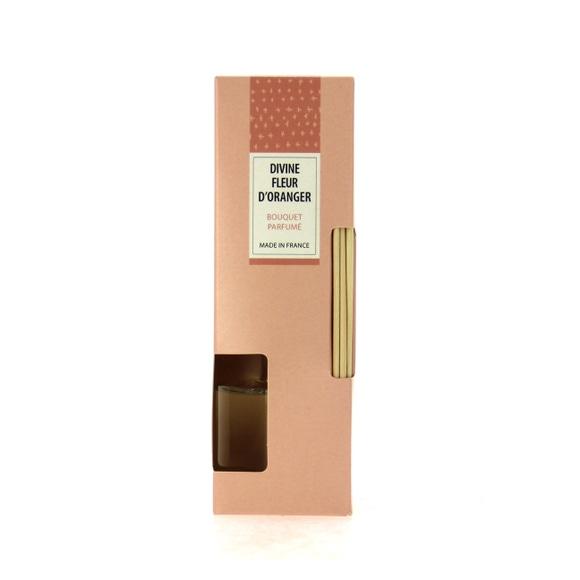 Achat en ligne Bouquet parfumé divine fleur d'oranger 100ml