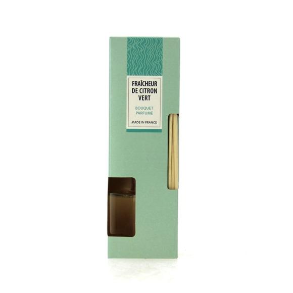 Achat en ligne Bouquet parfumé fraicheur de citron vert 100ml