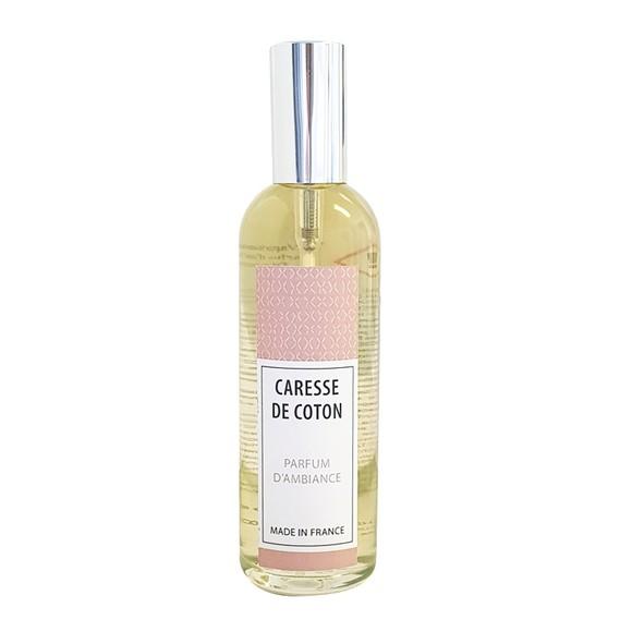 Parfum d'ambiance caresse de coton 100ml
