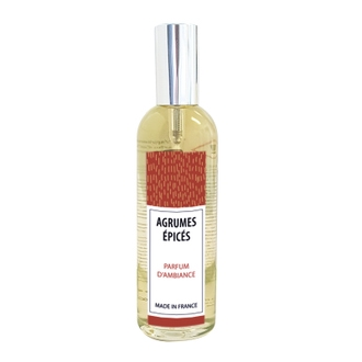 Parfum d'ambiance agrumes épicés 100ml