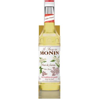 MONIN - Sirop goût fleur de sureau 70cl