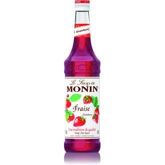 MONIN - Sirop goût fraise 70cl